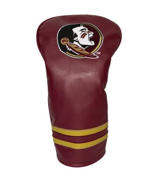 Team Golf FLORIDA STATE SEMINOLES Vintage Golf Driver Head Cover