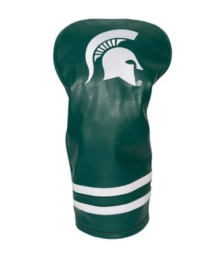 Team Golf MICHIGAN STATE SPARTANS Vintage Golf Driver Head Cover