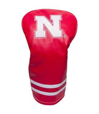 Team Golf NEBRASKA CORNHUSKERS Vintage Golf Driver Head Cover