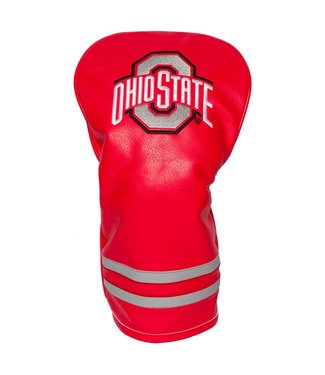 Team Golf OHIO STATE BUCKEYES Vintage Golf Driver Head Cover