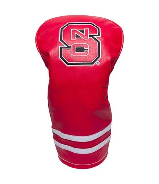 Team Golf NC STATE WOLFPACK Vintage Golf Driver Head Cover