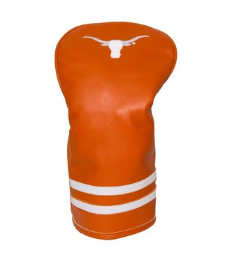 Team Golf TEXAS LONGHORNS Vintage Golf Driver Head Cover