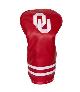 Team Golf OKLAHOMA SOONERS Vintage Golf Driver Head Cover
