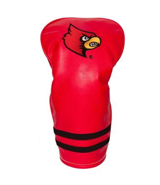 Team Golf LOUISVILLE CARDINALS Vintage Golf Driver Head Cover