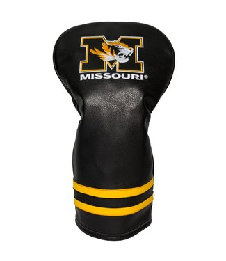 Team Golf MISSOURI TIGERS Vintage Golf Driver Head Cover