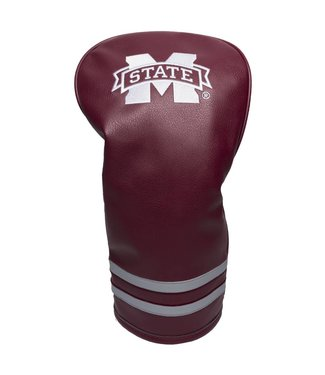 Team Golf MISSISSIPPI STATE BULLDOGS Vintage Golf Driver Head Cover