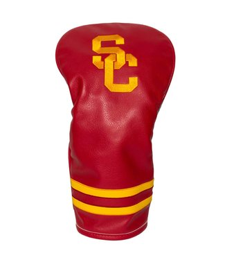 Team Golf USC TROJANS Vintage Golf Driver Head Cover
