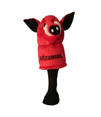 Team Golf ARKANSAS RAZORBACKS Mascot Golf Head Cover