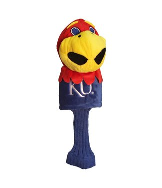 Team Golf KANSAS JAYHAWKS Mascot Golf Head Cover