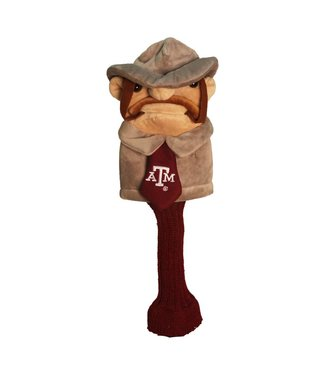 Team Golf TEXAS A&M AGGIES Mascot Golf Head Cover