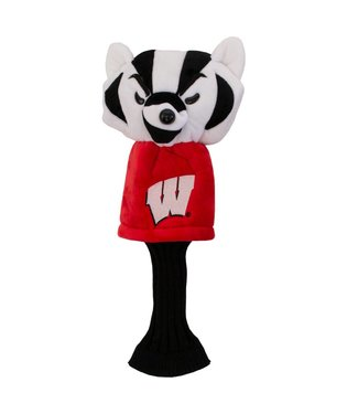Team Golf WISCONSIN BADGERS Mascot Golf Head Cover