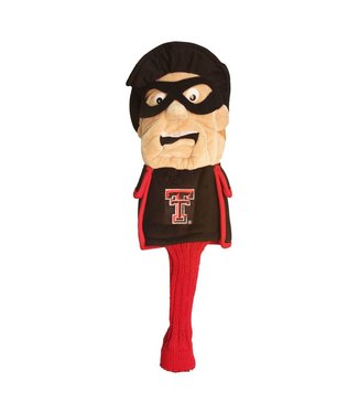 Team Golf TEXAS TECH RED RAIDERS Mascot Golf Head Cover