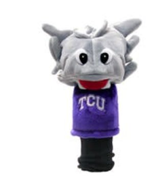 Team Golf TCU HORNED FROGS Mascot Golf Head Cover