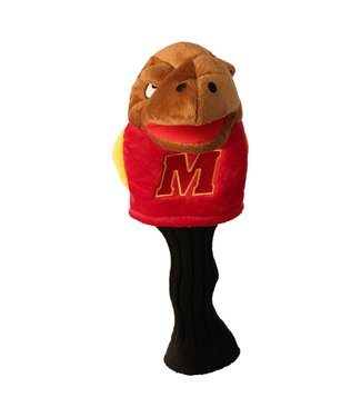 Team Golf MARYLAND TERRAPINS Mascot Golf Head Cover