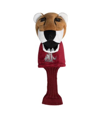 Team Golf WASHINGTON STATE COUGARS Mascot Golf Head Cover