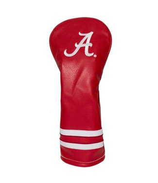 Team Golf ALABAMA CRIMSON TIDE Vintage Golf Fairway Head Cover