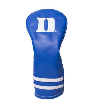 Team Golf DUKE BLUE DEVILS Vintage Golf Fairway Head Cover