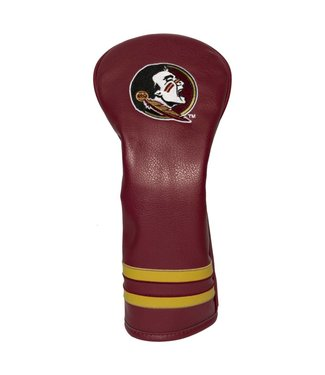 Team Golf FLORIDA STATE SEMINOLES Vintage Golf Fairway Head Cover