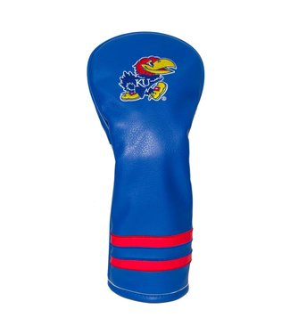 Team Golf KANSAS JAYHAWKS Vintage Golf Fairway Head Cover