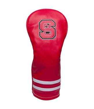Team Golf NC STATE WOLFPACK Vintage Golf Fairway Head Cover