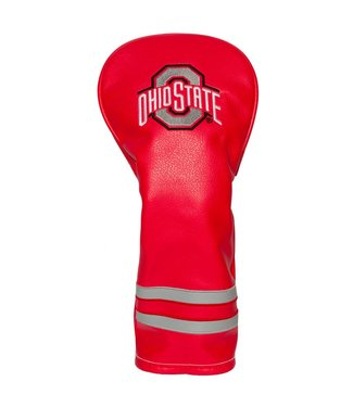 Team Golf OHIO STATE BUCKEYES Vintage Golf Fairway Head Cover
