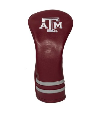 Team Golf TEXAS A&M AGGIES Vintage Golf Fairway Head Cover