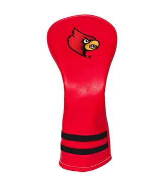 Team Golf LOUISVILLE CARDINALS Vintage Golf Fairway Head Cover