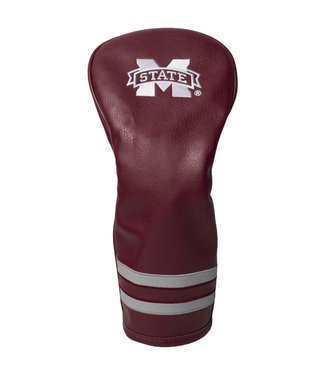 Team Golf MISSISSIPPI STATE BULLDOGS Vintage Golf Fairway Head Cover