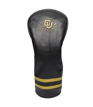 Team Golf COLORADO BUFFALOES Vintage Golf Fairway Head Cover