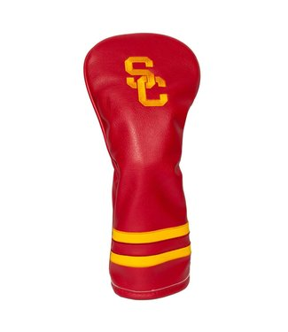 Team Golf USC TROJANS Vintage Golf Fairway Head Cover