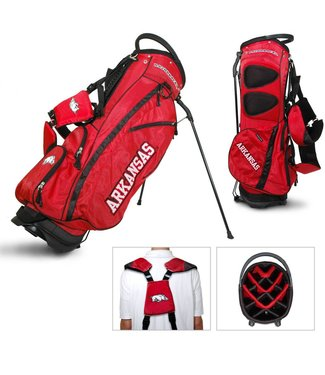 Team Golf ARKANSAS RAZORBACKS Fairway Golf Stand Bag
