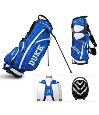 Team Golf DUKE BLUE DEVILS Fairway Golf Stand Bag