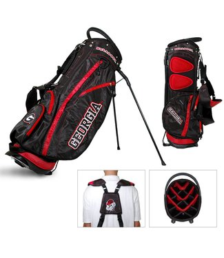 Team Golf GEORGIA BULLDOGS Fairway Golf Stand Bag