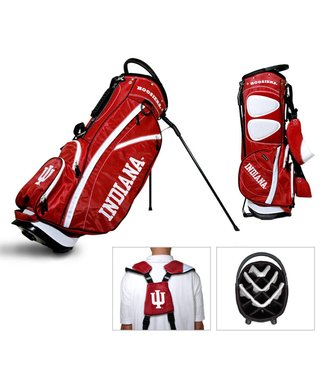 Team Golf INDIANA HOOSIERS Fairway Golf Stand Bag