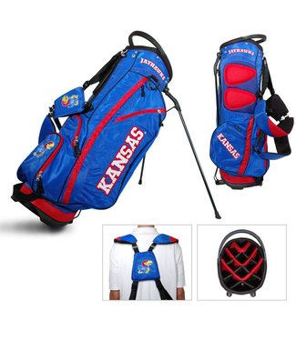 Team Golf KANSAS JAYHAWKS Fairway Golf Stand Bag