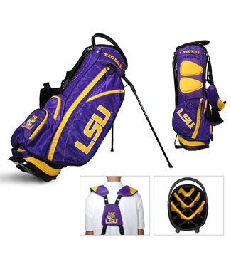 Team Golf LSU TIGERS Fairway Golf Stand Bag