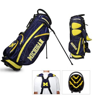 Team Golf MICHIGAN WOLVERINES Fairway Golf Stand Bag