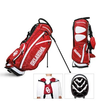 Team Golf OKLAHOMA SOONERS Fairway Golf Stand Bag