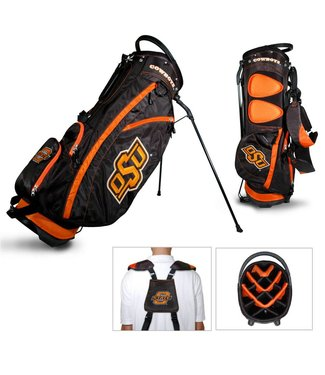 Team Golf OKLAHOMA STATE COWBOYS Fairway Golf Stand Bag