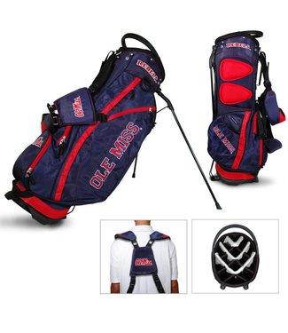 Team Golf OLE MISS REBELS Fairway Golf Stand Bag