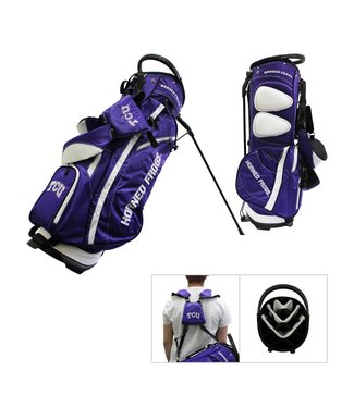 Team Golf TCU HORNED FROGS Fairway Golf Stand Bag