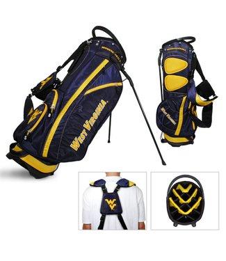 Team Golf WEST VIRGINIA MOUNTAINEERS Fairway Golf Stand Bag