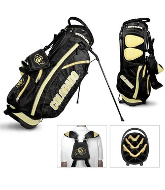Team Golf COLORADO BUFFALOES Fairway Golf Stand Bag
