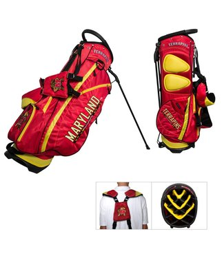 Team Golf MARYLAND TERRAPINS Fairway Golf Stand Bag