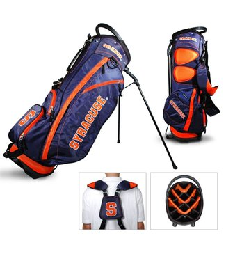 Team Golf SYRACUSE ORANGE Fairway Golf Stand Bag
