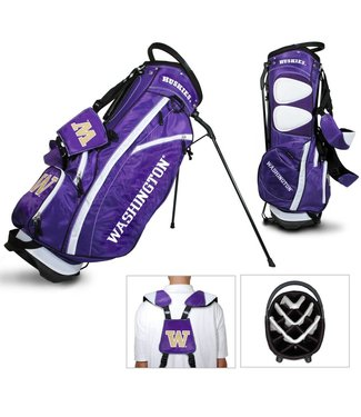 Team Golf WASHINGTON HUSKIES Fairway Golf Stand Bag