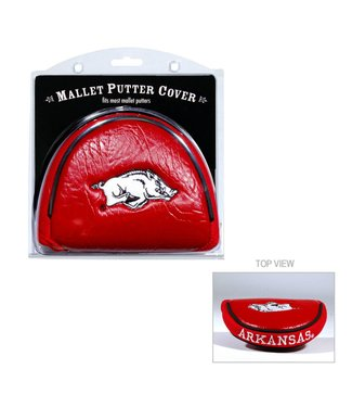Team Golf ARKANSAS RAZORBACKS Golf Mallet Putter Cover