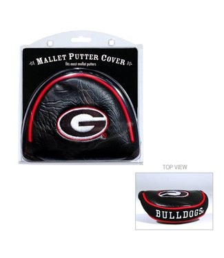 Team Golf GEORGIA BULLDOGS Golf Mallet Putter Cover