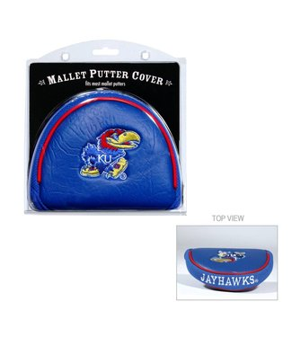 Team Golf KANSAS JAYHAWKS Golf Mallet Putter Cover