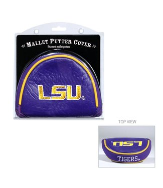 Team Golf LSU TIGERS Golf Mallet Putter Cover